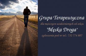 Grupa terapeutyczna dla mężczyzn